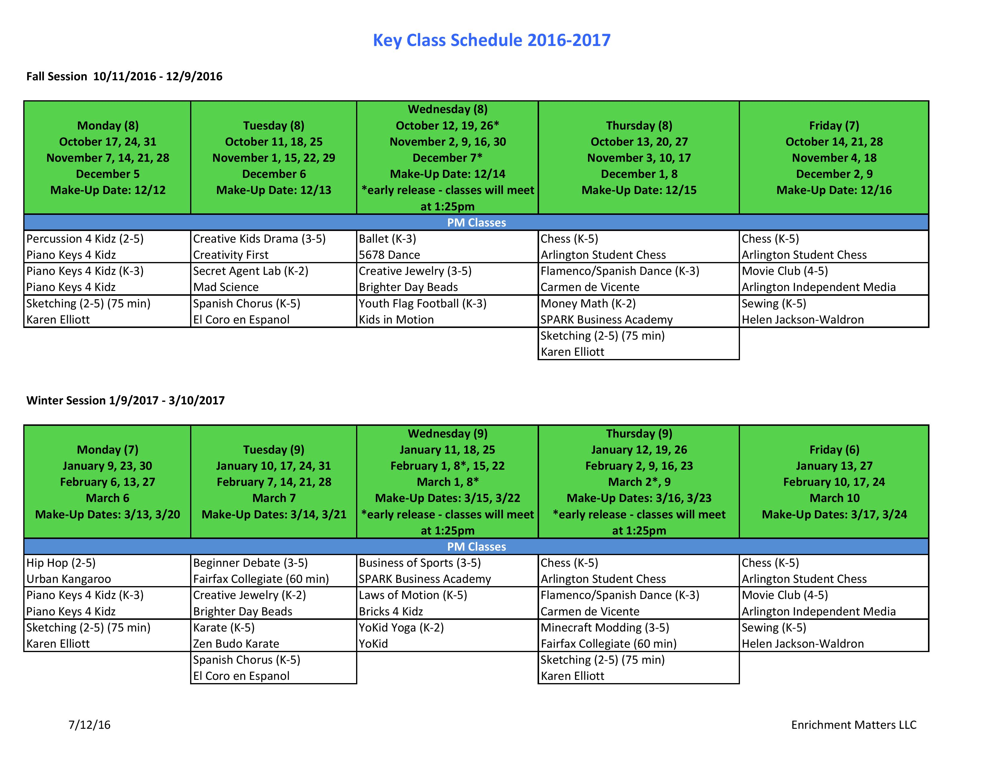 Key Class Schedule 2016-2017-page-001