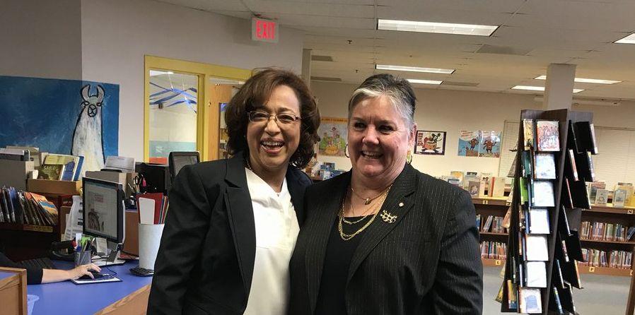 School Board Names New Principal for Key Elementary School/La Junta Escolar nombra nueva directora para la Escuela Key