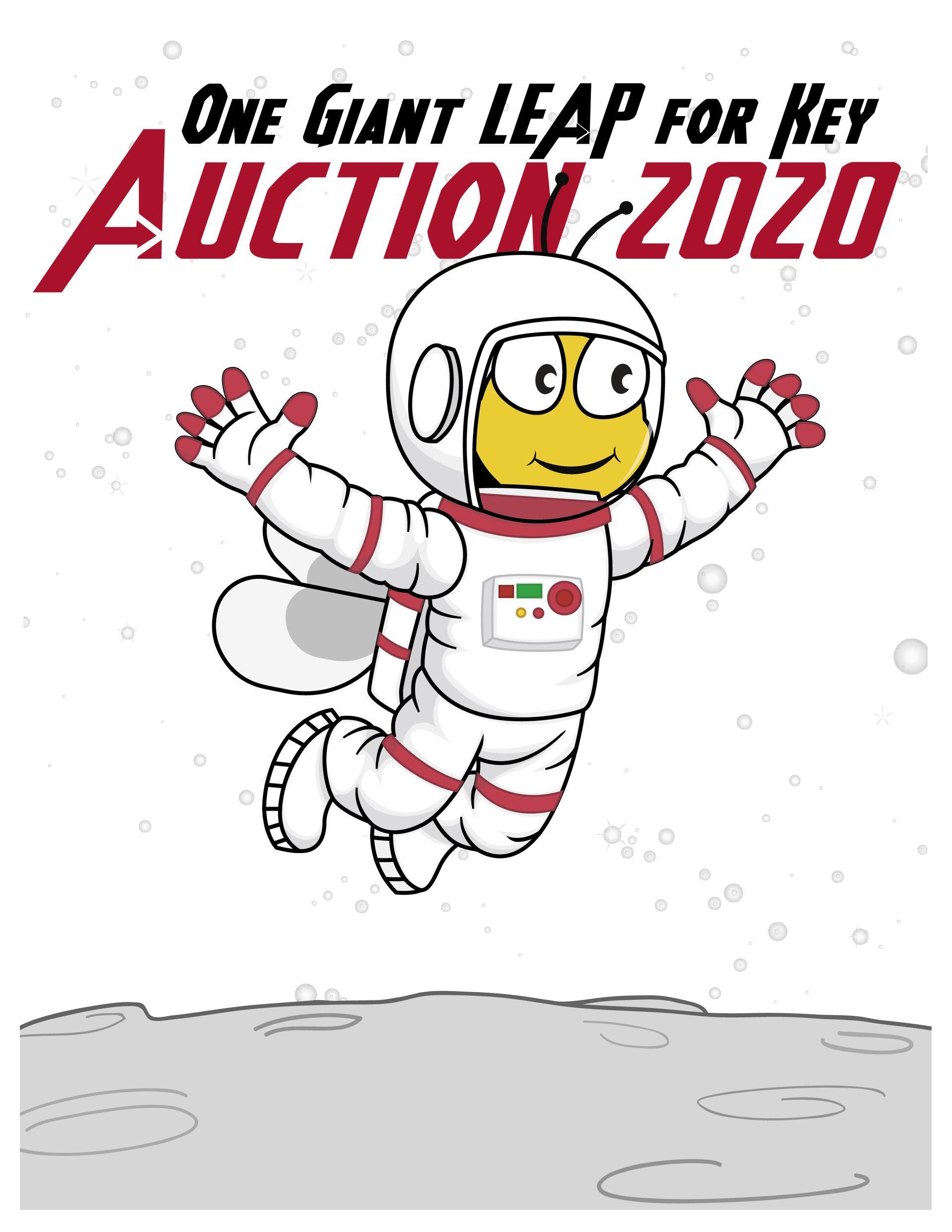 2020 Key School Auction/La Subasta de Escuela Key de 2020