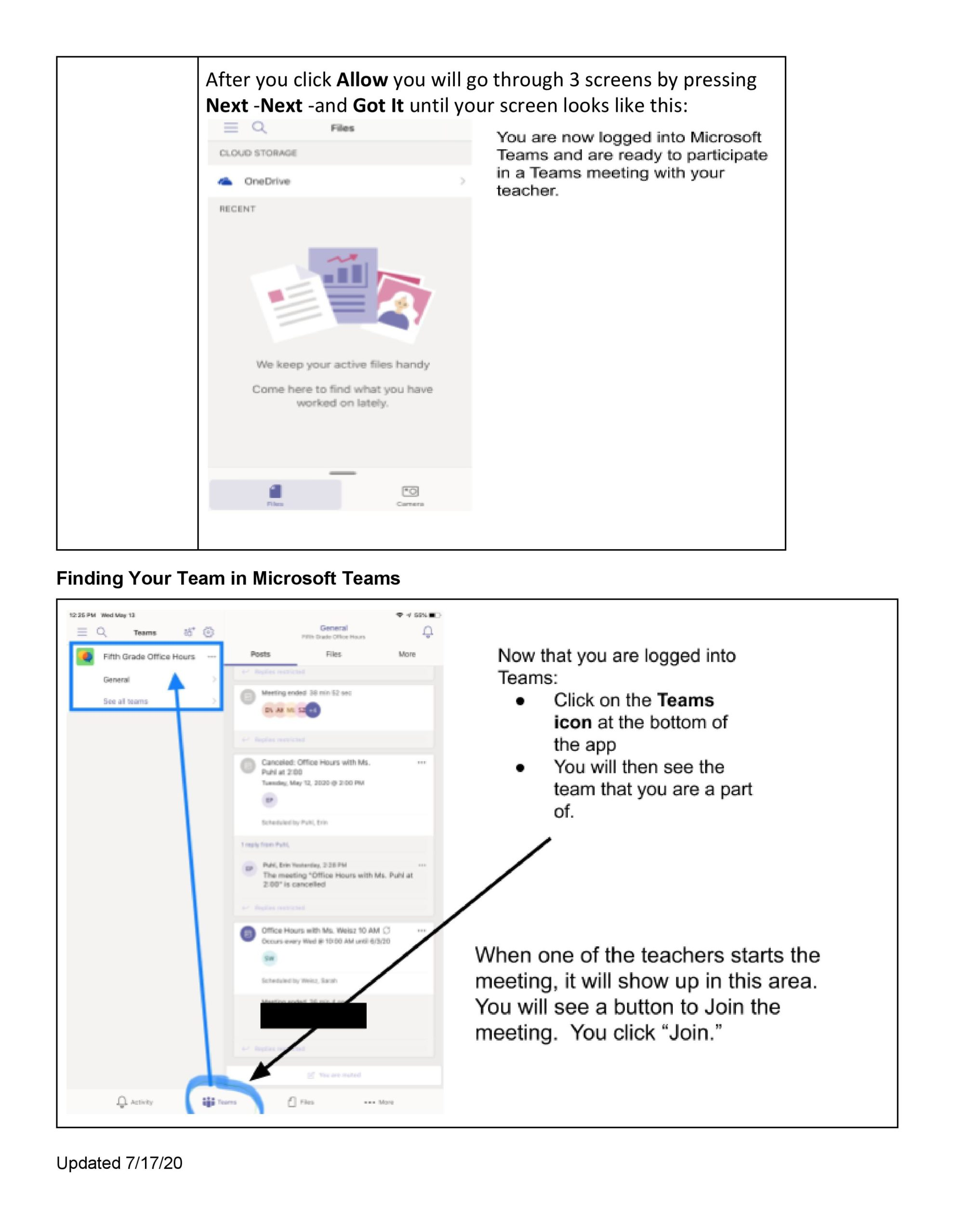 Directions for Joining Check-ins and Office Hours on Microsoft Teams-page-003