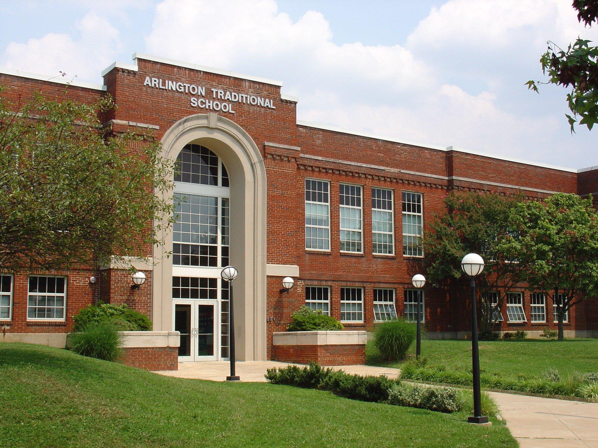 new key school building